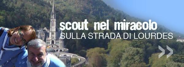 sulla strada di Lourdes
